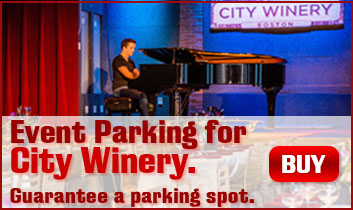 Boston City Winery Event Parking