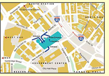 Beacon Hill Parking And Boston Harbor Parking